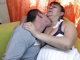 are milfs having hardcore sex thought differently